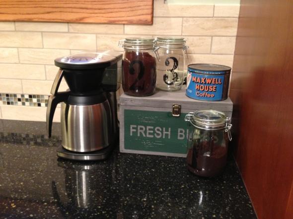 coffee station 1