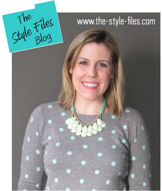 Valerie-The Style Files button
