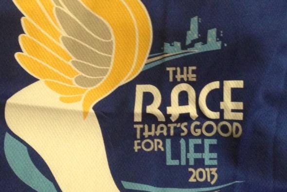 5k race shirt