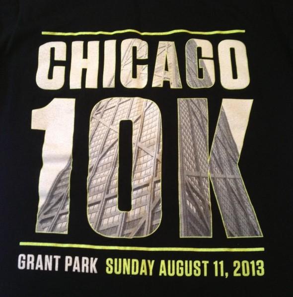chicago 10k shirt