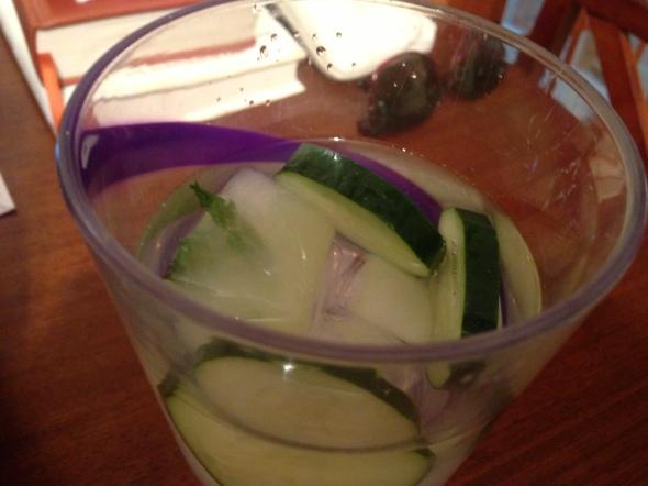 lemon mint cucumber 1